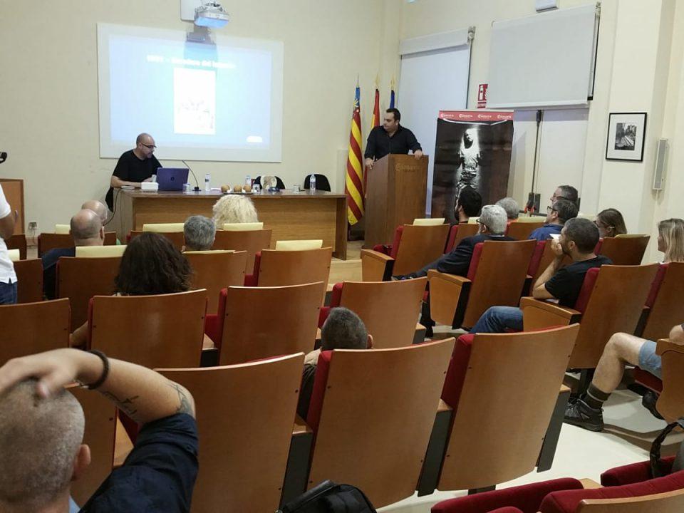 Conferencia de La Fosa del Rancor en Cámara Orihuela